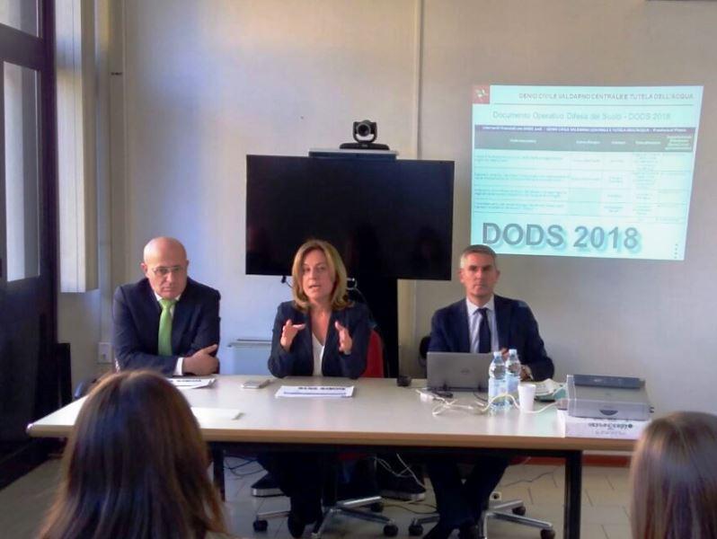 Quarrata, Pistoia: Regione, Genio e Consorzio fanno il punto in un incontro pubblico - Mediovaldarno.it